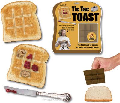 """<br data-recalc-dims=""""1"""" /> Tic Tac Toast"""