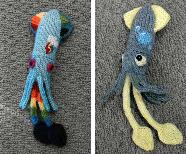 My Little Cephalopod by Mimblex
