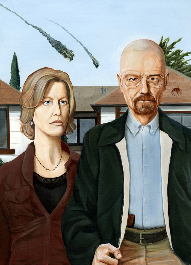 The Heisenbergs by Brian DeYoung
