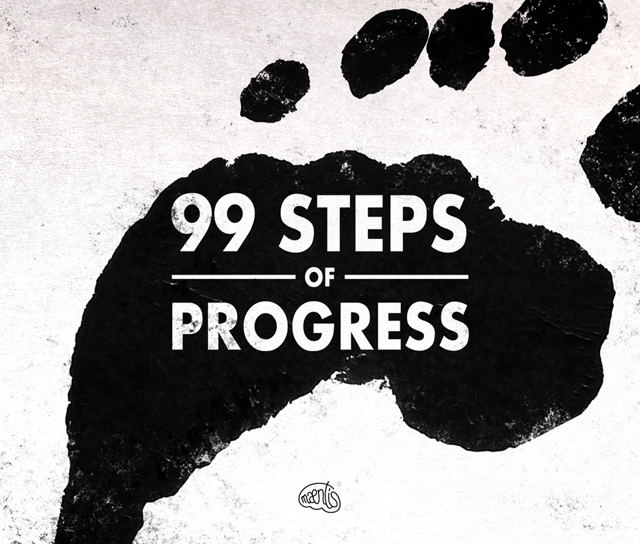 99 Steps of Progress by Maentis