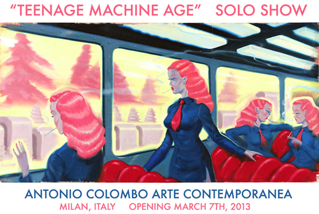 Teenage Machine Age