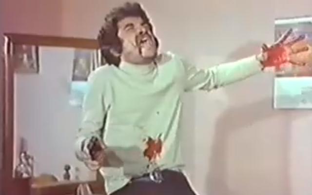 Worst movie death scene ever via PlantyZombie on YouTube