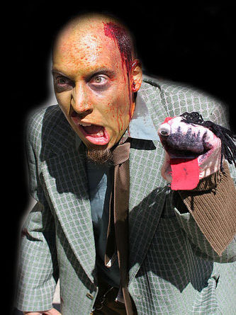 San Francisco Zombie Mob