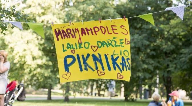 Piknikas Marijampolėje!
