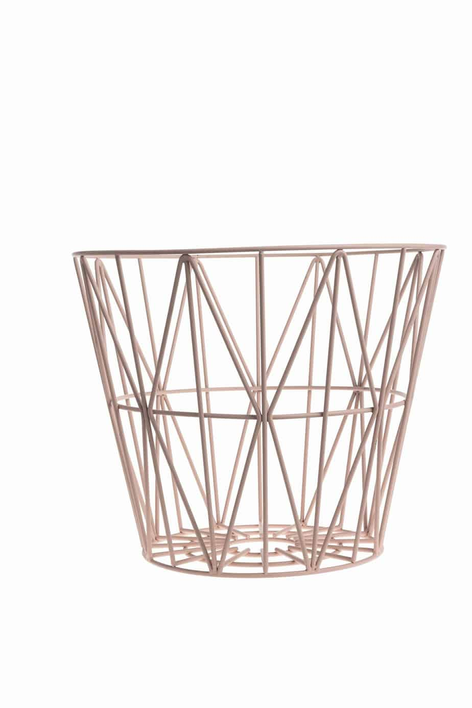 Fancy Baskets Decorative Wire Baskets Storage Baskets Laundry Shoppe