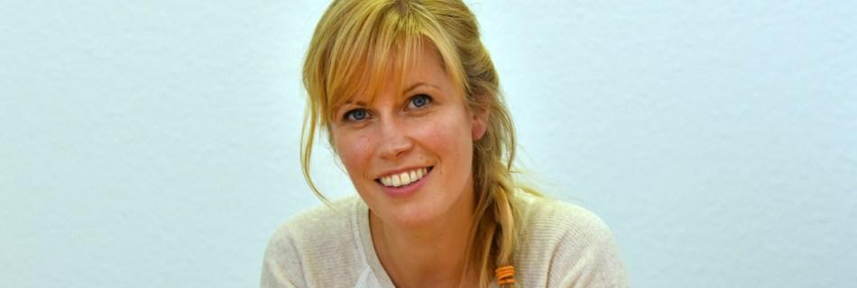 Autorin Fee Krämer steckt voller Geschichten