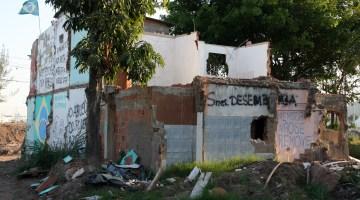 Vila Autodrómo altes Haus
