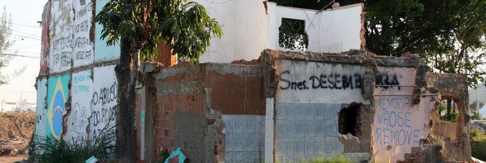Die Urbanisierung der Favelas in Rio – ein uneinlösbares Versprechen?