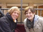 Kathrin und ich