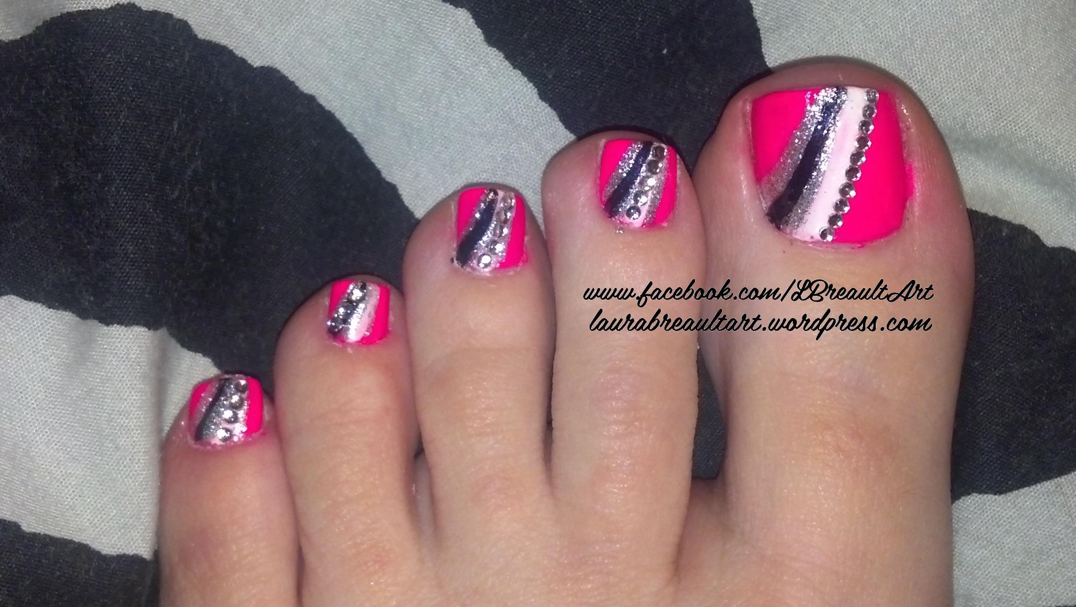 Designs For Short Nails Laura Ann