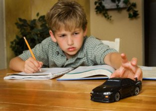 Kids with ADHD must squirm to learn – Laura L Barnhart