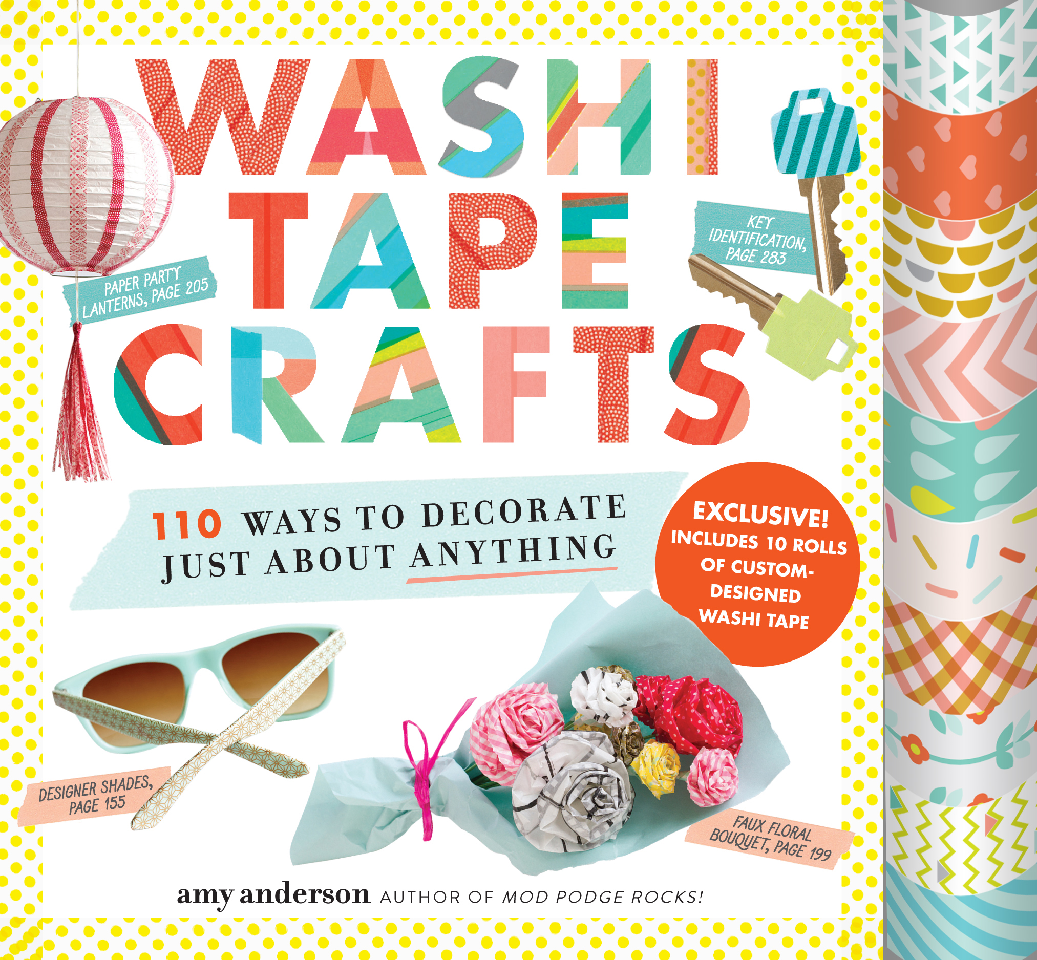 Washi Tale Book Review Washi Tape Crafts Laura K Bray Designs