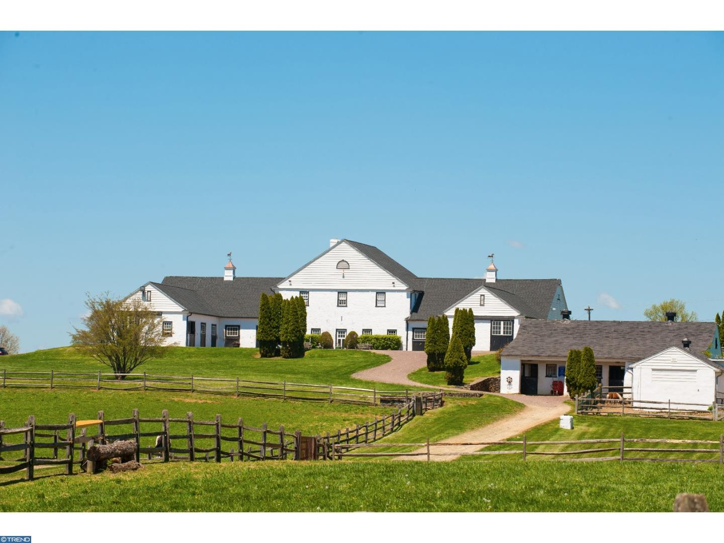 Stone Farmhouse For Sale Pa Most And Least Expensive Homes For Sale In Chester County