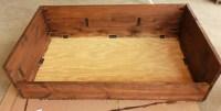 PDF DIY Wooden Dog Bed Frame Plans Download wooden ...