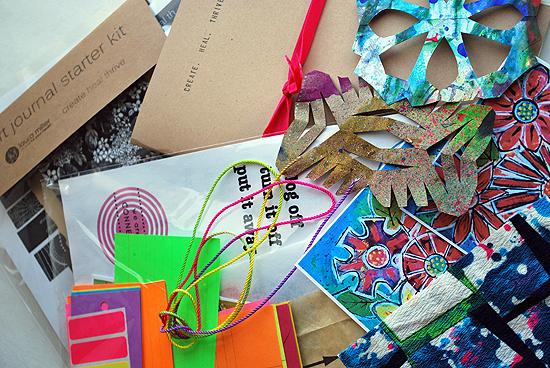 19art journals kits laura miller artist