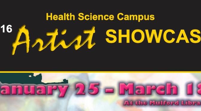About the Show - 2016 Health Science Campus Artist Showcase - Li