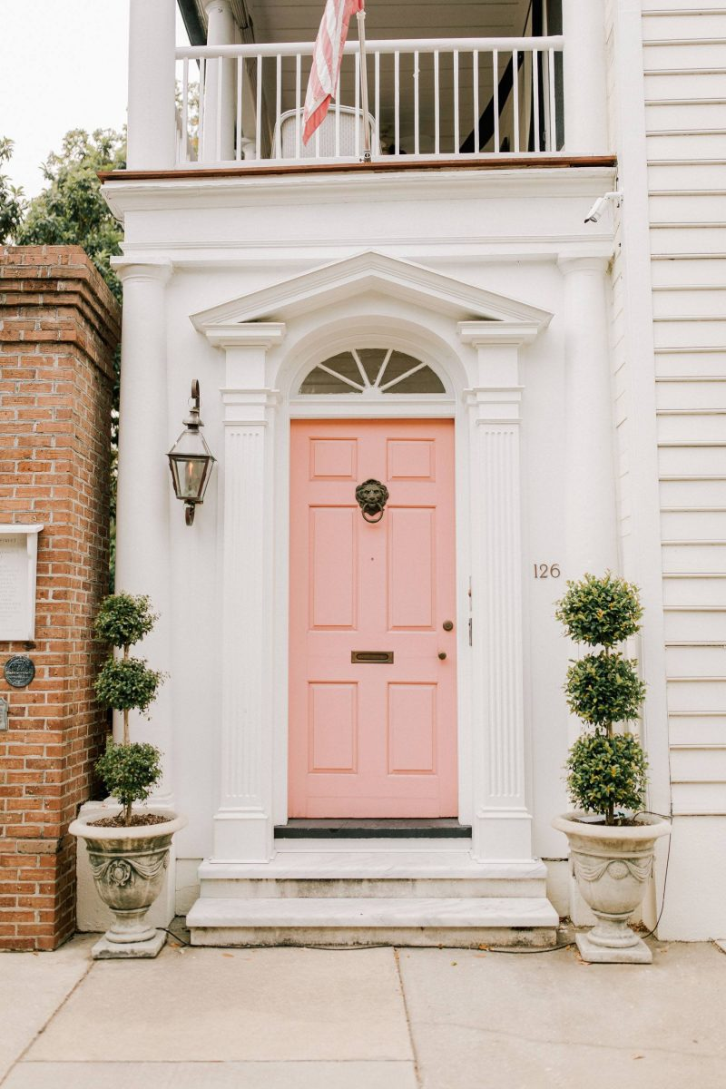 30 Astonishingly Gorgeous Front Door Paint Colors Laurel Home