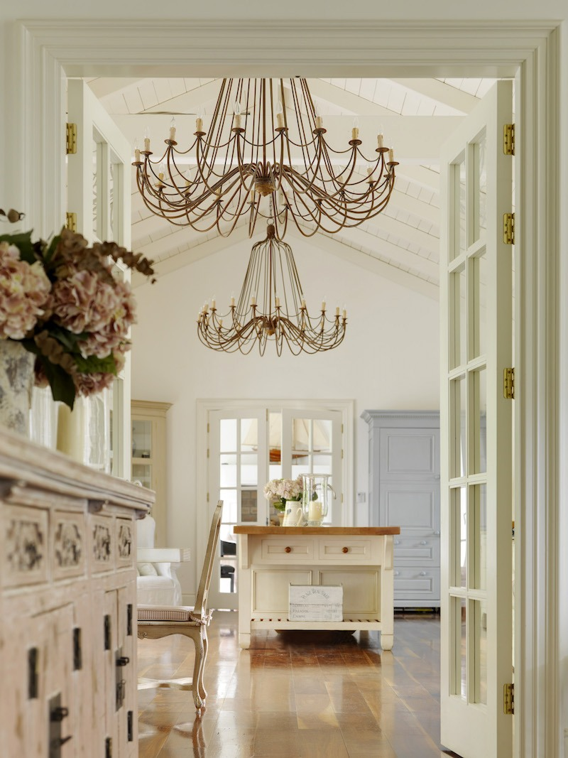 Modern French Country Kitchen He Loves The Phony French Country Kitchens Laurel Home