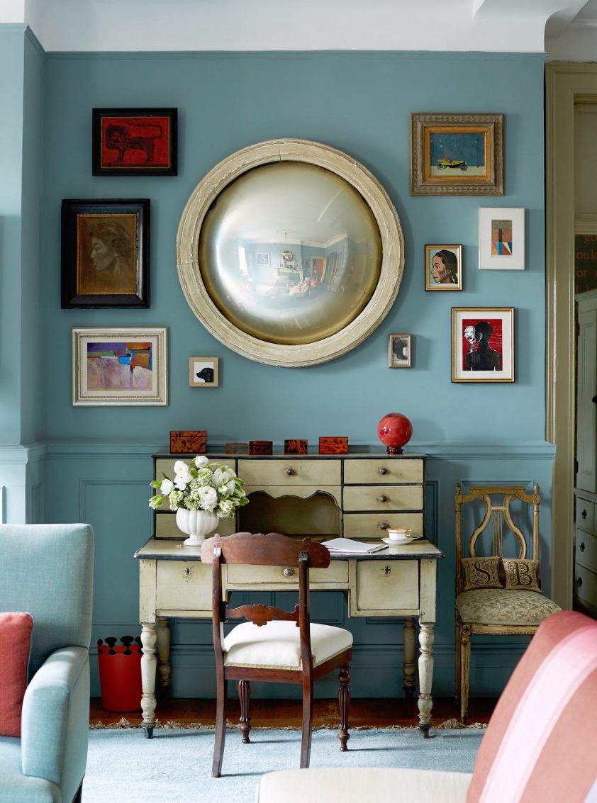 Nine Fabulous Benjamin Moore Blue Paint Colors Laurel Home