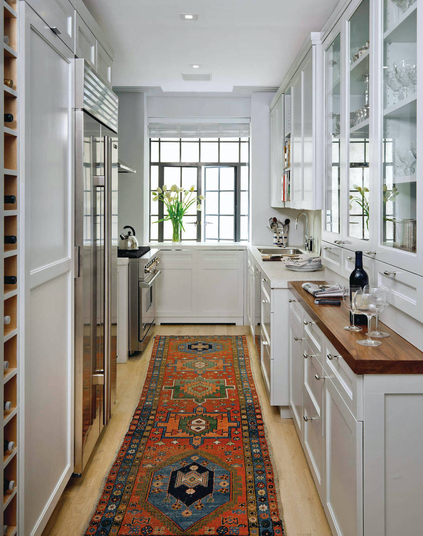 Galley Kitchen Design A Blessing Or A Curse Laurel Home