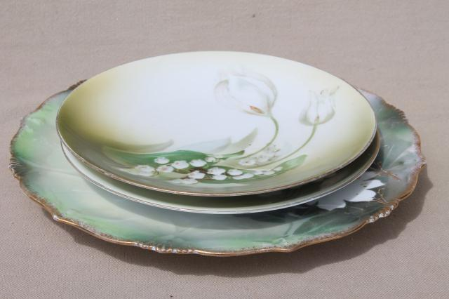 Antique ... & Antique China Plates - Castrophotos