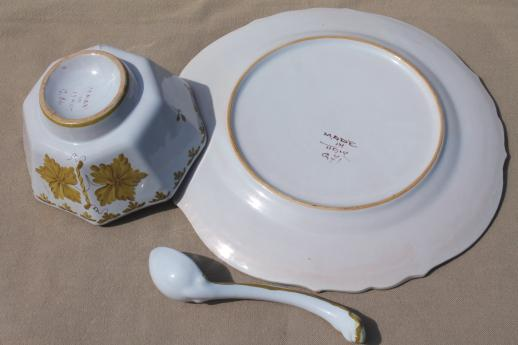 Photo ... : italy dinnerware - pezcame.com