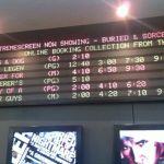 Social Media Exercise: Hoyts Cinema
