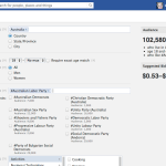 Facebook for Marketing Research: Political Polls #auspol