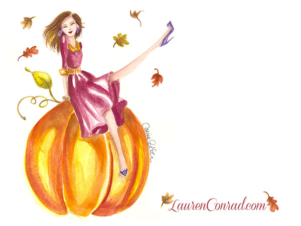 Lauren Conrad Fall Wallpaper Inspired Idea Fun Fall Backgrounds A Giveaway Lauren