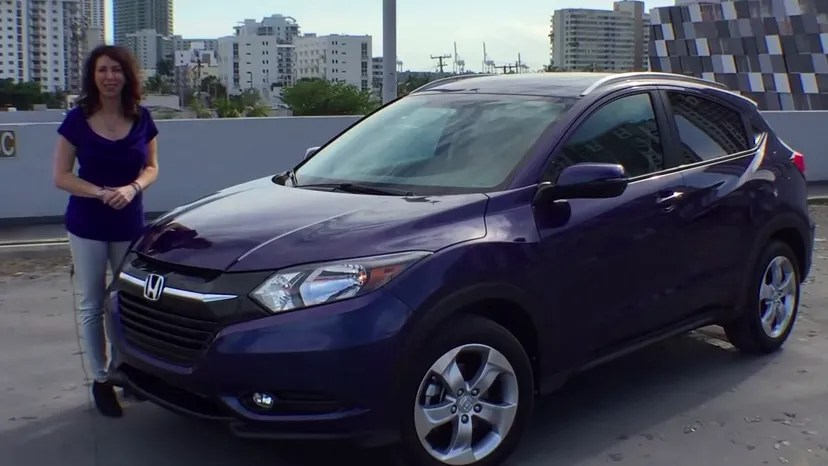 A Car Automotive 2016 Honda Hrv Car Review By Lauren Fix, The Car Coach