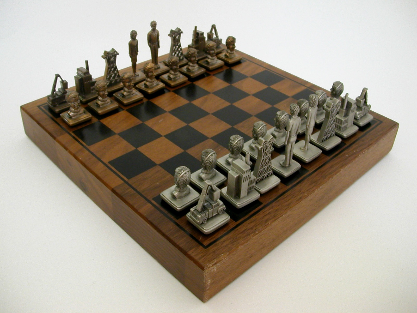 Personalized Chess Set Gift 26 Chess Set Cast Pewter Corporate Gifts Lauren