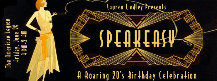 Speakeasy A Roaring 2039s Party Lauren Lindley Photography