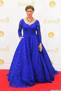 US-ENTERTAINMENT-EMMY-ARRIVALS