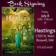 July 8 Book Signing