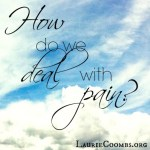 {Answered Questions} Does Pain Lead to Sin?
