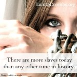 Modern Day Slavery and The Power of One