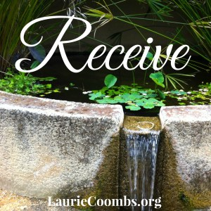 Receiving, Receive, Gift, gifts, gifts from God, faith, by faith, grace, belief, unbelief, striving, will, self will,