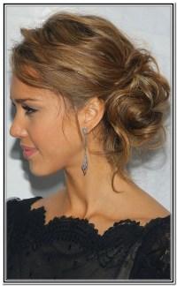 Alba Wedding Hair | jessica alba updo hairstyles hairii ...