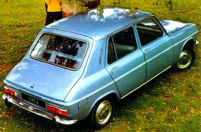 Voiture Simca De 1950 A 1975 simca 1100 (1967-1981)   l'automobile ancienne