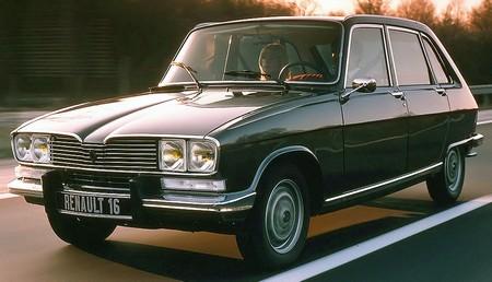 renault 16 1965 1980 l 39 automobile ancienne. Black Bedroom Furniture Sets. Home Design Ideas