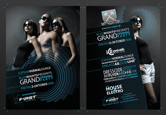 2 sided flyer templates - Mersnproforum - double sided brochure templates