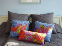 Cynthia Rowley Pillows   On Life and Lava