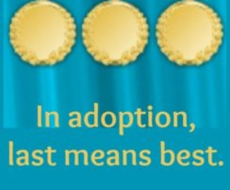 is adoption second choice