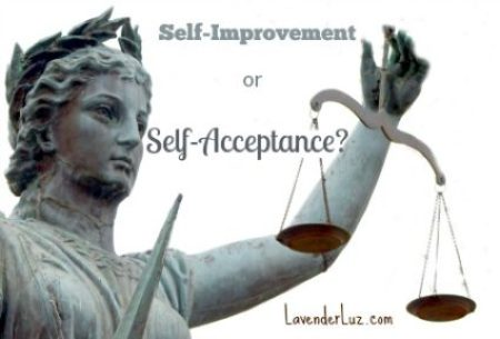 Duel: Self-Improvement vs Self-Acceptance