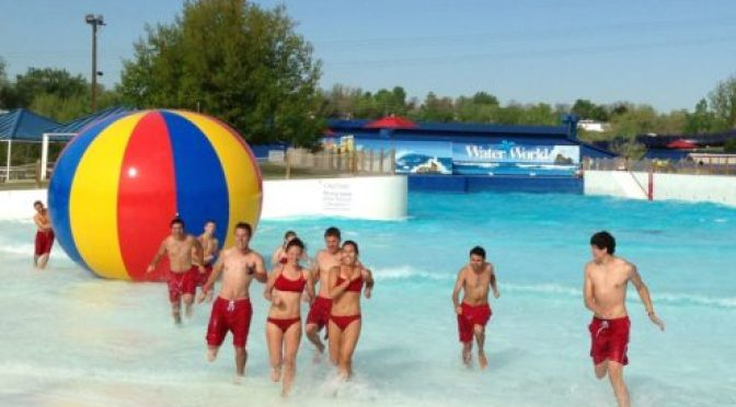 Diving into Summer at Water World