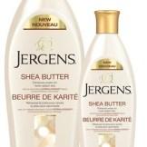 jergens-Beurre de karité