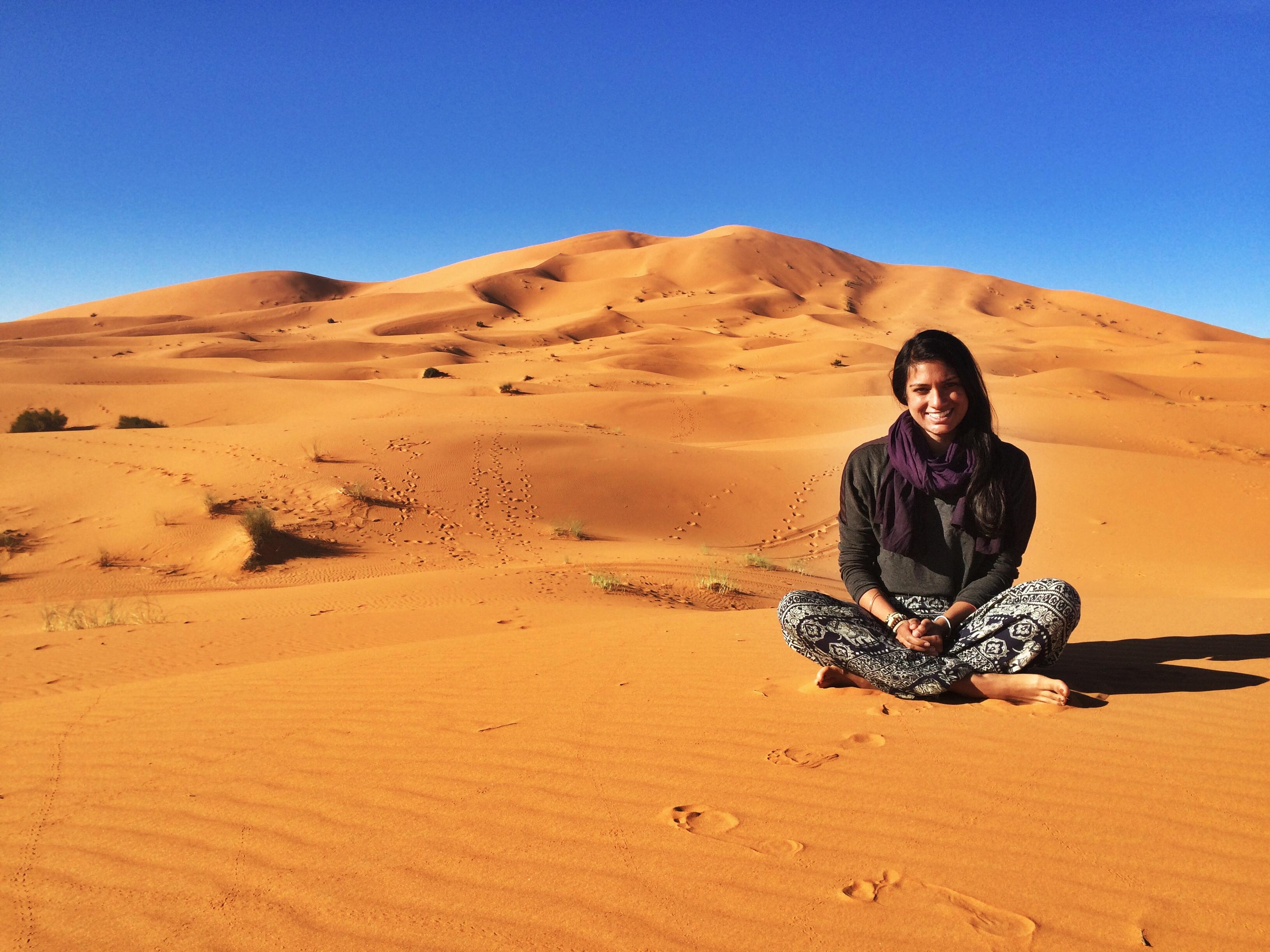 Desert Landscape Wallpaper Hd Sleeping Under The Stars On A Sahara Desert Tour 187 Lavi