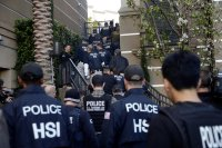 Feds Raid Apartments for Birth Tourists