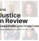 2015 Justice in Review