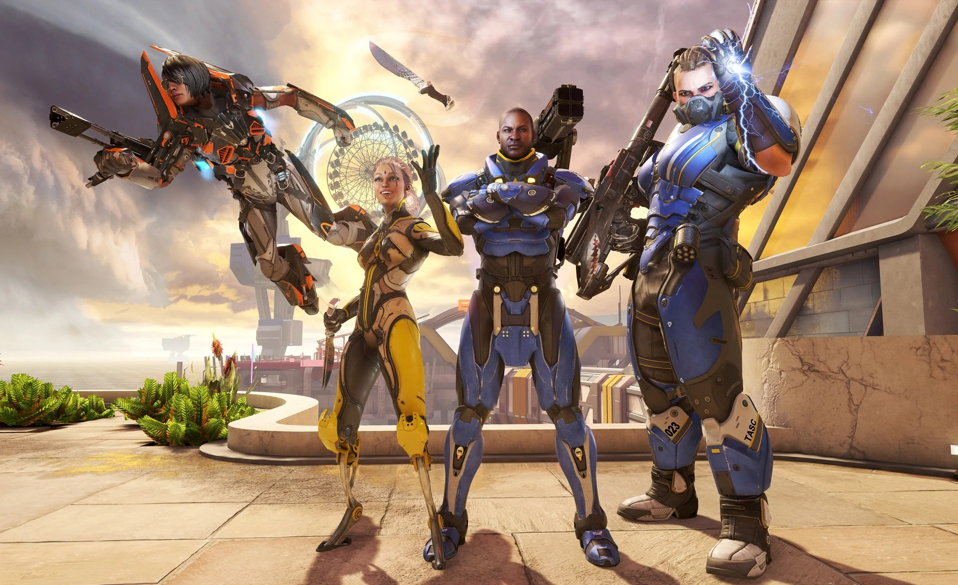 Video Wallpaper Hd Fall Lawbreakers Wiki